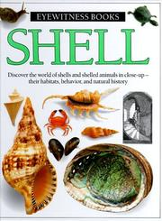 Cover of: Shell (Eyewitness Books)
