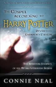 Cover of: The Gospel Acording to Harry Potter