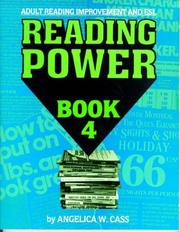 Cover of: Read Power 4 (Reading Power) | Angelica W. Cass