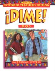 Cover of: Dime DOS | McDougal