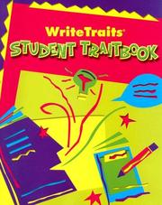 Cover of: Write Traits 3
