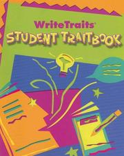 Cover of: Write Traits 6