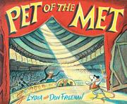 Cover of: Pet of the Met