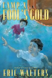 Cover of: Fool's Gold (Camp X)