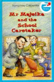 Cover of: Mr. Majeika and the School Caretaker (Kites)