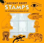 Cover of: Egyptian Stamp Set | Metropolitan Museum of Art (New York, N.Y.)