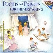 Cover of: Poems and prayers for the very young