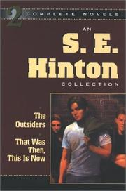 Cover of: An S. E. Hinton Collection