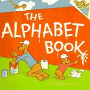 Cover of: The alphabet book