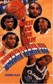 Cover of: QUEST FOR THE GOLD: DREAM TEAM III