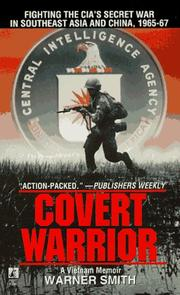 Cover of: Covert warrior