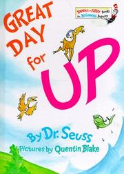 Cover of: Great Day for Up! (Bright & Early Books(R))