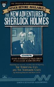 Cover of: The New Adventures of Sherlock Holmes - Volume 16 | Anthony Boucher