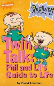 Cover of: The Rugrats: Twin Talk