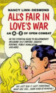 Cover of: All's Fair in Love and War