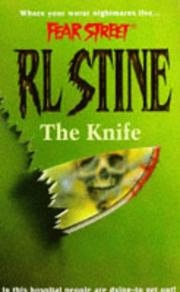 Cover of: The Knife | R. L. Stine