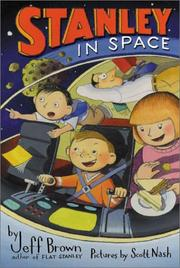 Cover of: Stanley in Space (Flat Stanley) |