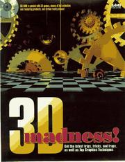 Cover of: Threed Madness! | Sams Publishing