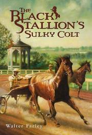 Cover of: The black stallion's sulky colt