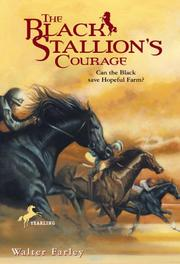 Cover of: The Black Stallion's Courage (Black Stallion)