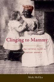 Clinging to Mammy