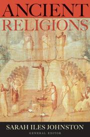 Cover of: Ancient Religions