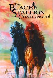 Cover of: Black Stallion Challenged! (Black Stallion)