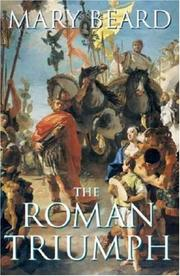 Cover of: The Roman Triumph