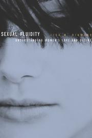 Cover of: Sexual Fluidity