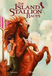 Cover of: The island stallion races