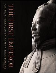 Cover of: The First Emperor
