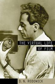 Cover of: The Virtual Life of Film