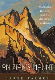 Cover of: On Zion's Mount