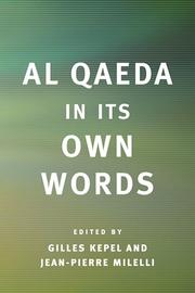 Cover of: Al Qaeda in Its Own Words |