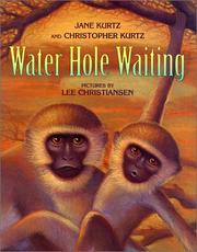 Cover of: Water hole waiting
