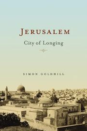 Jerusalem by Simon Goldhill