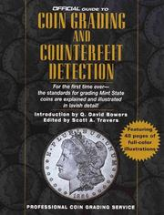 Cover of: Grading U.S. Coins & Detecting