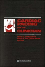 Cover of: Cardiac Pacing for the Clinician |