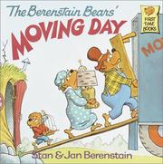 Cover of: The Berenstain Bears' moving day