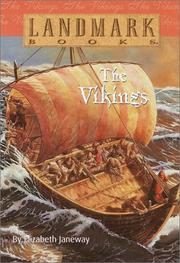 Cover of: The Vikings | Elizabeth Janeway