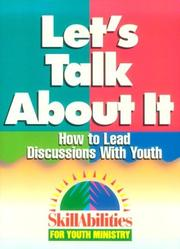 Cover of: Let's Talk About It