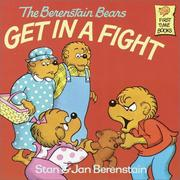 Cover of: Berenstain Bears Get in a Fight