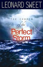 Cover of: The Church of the Perfect Storm