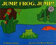 Cover of: Jump, Frog, Jump! (Big Books) | Robert Kalan