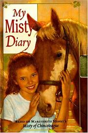 Cover of: The Misty Diary