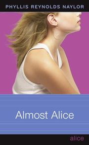 Cover of: Almost Alice | Jean Little