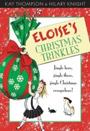 Cover of: Kay Thompson's Eloise's Christmas trinkles