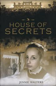 Cover of: House of Secrets | Jennie Walters