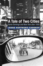 Cover of: A Tale of Two Cities | Jesse Hoffnung-Garskof