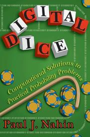 Cover of: Digital Dice | Paul J. Nahin